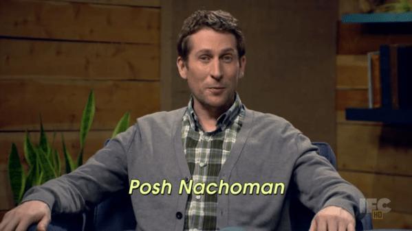 Comedy Bang Bang - Scott Aukerman - Posh Nachoman