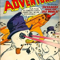 Strange Adventures Vol 1 #79 Invaders From the Ice World - DC Comics