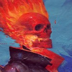 Ghost Rider Art by YOz