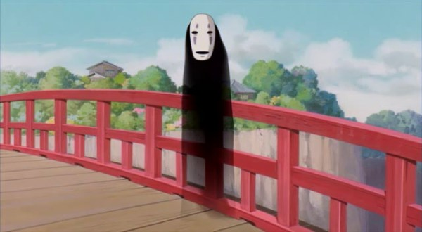 Spirited Away - No-Face, Kaonashi, Hayao Miyazaki, Studio Ghibli, Anime