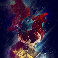 Game of Thrones Sigils by Griegg Johann Ignacio - A Song of Ice and Fire Fan Art