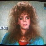 trish - 80s hair photo