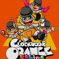 Stanely Kubrick&#039;s A Clockwork Orange meets Jim Henson&#039;s Muppet Babies