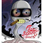 Fear and Bending - Futurama x Fear and Loathing in Las Vegas