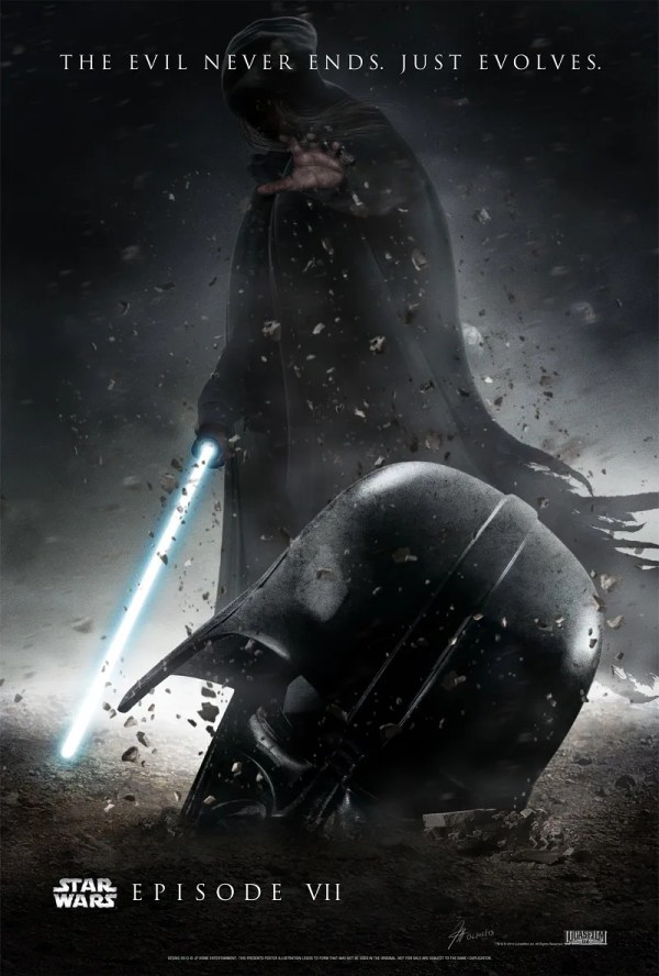 Fan-Made Star Wars: Episode VII Poster