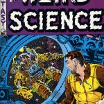 Weird Science 19 Cover Art by Wally Wood