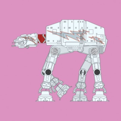 Greased Lightning AT-AT - Star Wars