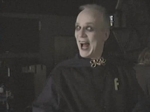 MST3K Last Dance - Bill Corbett as The Observer aka Brain Guy