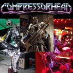 Compressorhead - All Robot Metal Cover Band