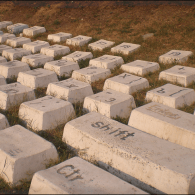 Photo: Russian Keyboard Monument