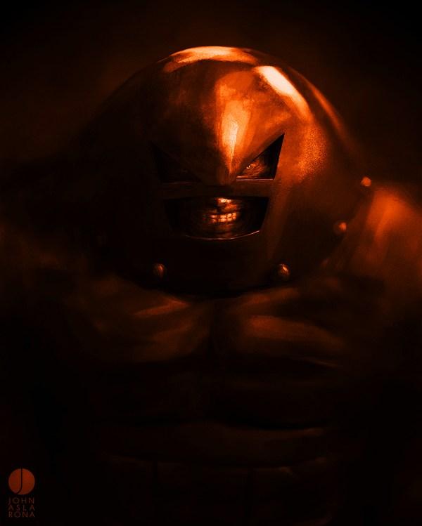 Unstoppable by John Aslarona - X-Men - Cain Marko is The Juggernaut