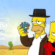The Simpsons Pay Tribute to Breaking Bad in this Couch Gag