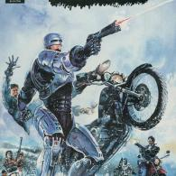 RoboCop: Mortal Coils #1 Cover Art by Ray Largo - Dark Horse