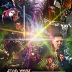 Poster for Patton Oswalt's Star Wars VII Pitch from Parks and Recreation