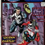 Harley Quinn and The Punisher Team-Up - Marvel x DC Comics Crossover