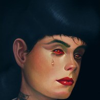 Rachael - Blade Runner Art by Steven Daily - Sean Young