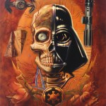 Vader's Anatomy by Augie Pagan - Star Wars Art