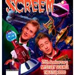 MST3K 25th Anniversary - Screem Magazine #27 Cover