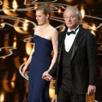 Bill Murray and Amy Adams at the Oscars 2014