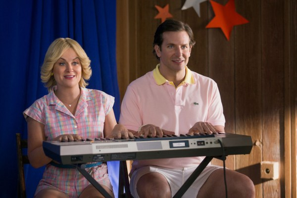 Amy Poehler and Bradley Cooper as Susie and Ben - Wet Hot American Summer First Day of Camp