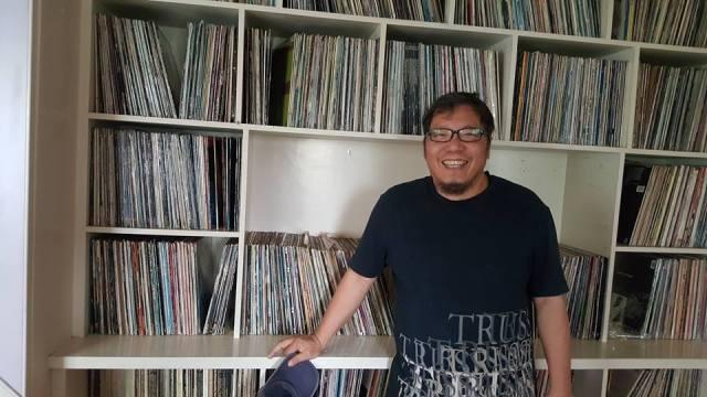 圈圈音樂誌總編輯 - 吳正忠先生