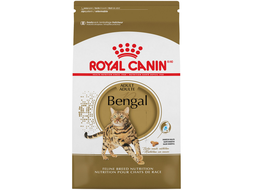 Bengal Adult Dry Cat Food - Royal Canin