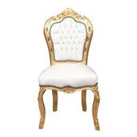 Chaise Baroque Blanche. louis xvi chair chairs baroque ...