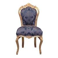 Chaise Style Baroque - Maison Design - Wiblia.com
