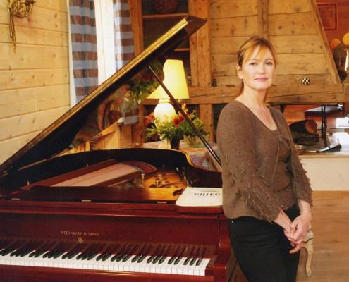 Classical Piano Recital by Princess Caroline Murat at Hacienda Sisal