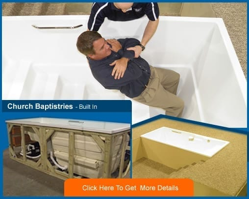 Built In Baptistries Royal Spa