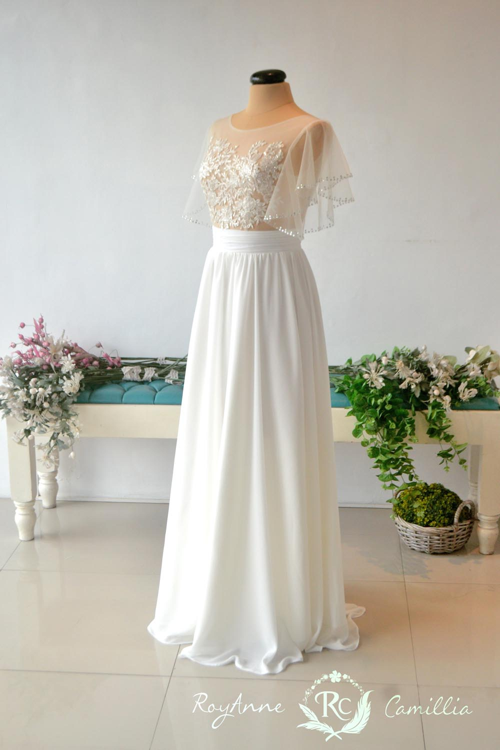 Modern filipiniana gowns for rent for Where can i rent a wedding dress