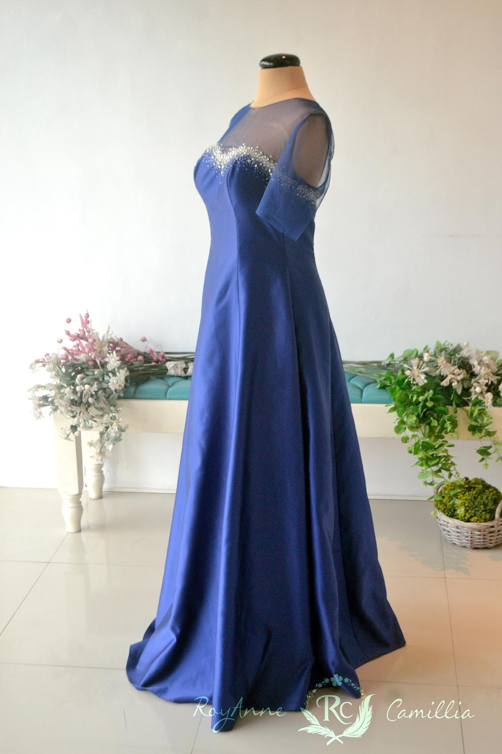 Funky Filipiniana Gown For Rent Festooning - Best Evening Gown ...