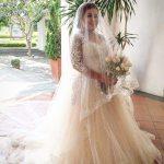 Bridal gown manila