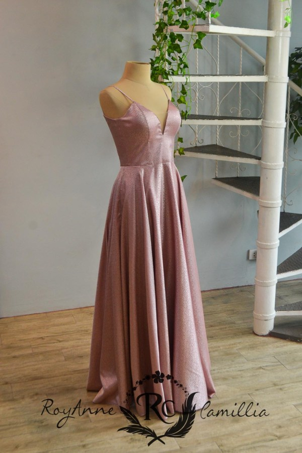 pink rental gown by royanne camillia the best gown rentals in manila