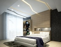 Bedroom ceiling design  creative choices and features ...