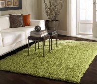 Green Rugs For Living Room