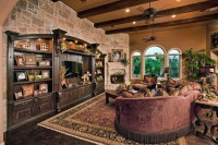 93+ Rustic Western Living Room Ideas - Western Home ...