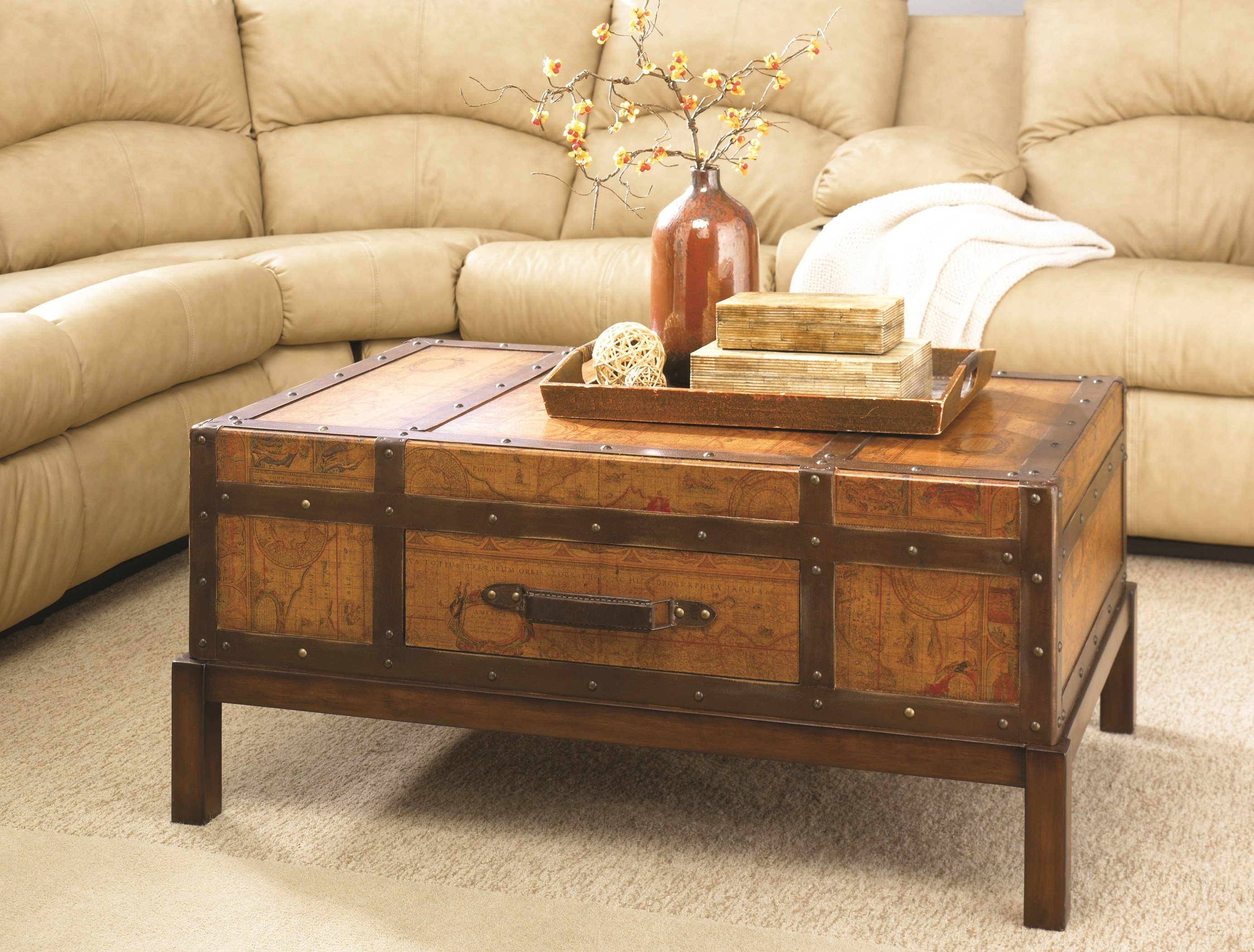 Trunk Coffee Table Target Furnitures