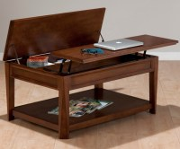 Hidden Compartment Coffee Table Ideas | Roy Home Design