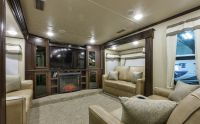 Fifth Wheel Campers with Front Living Rooms