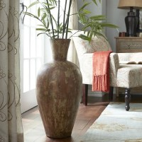 Large Vases for Living Room Decor | Roy Home Design