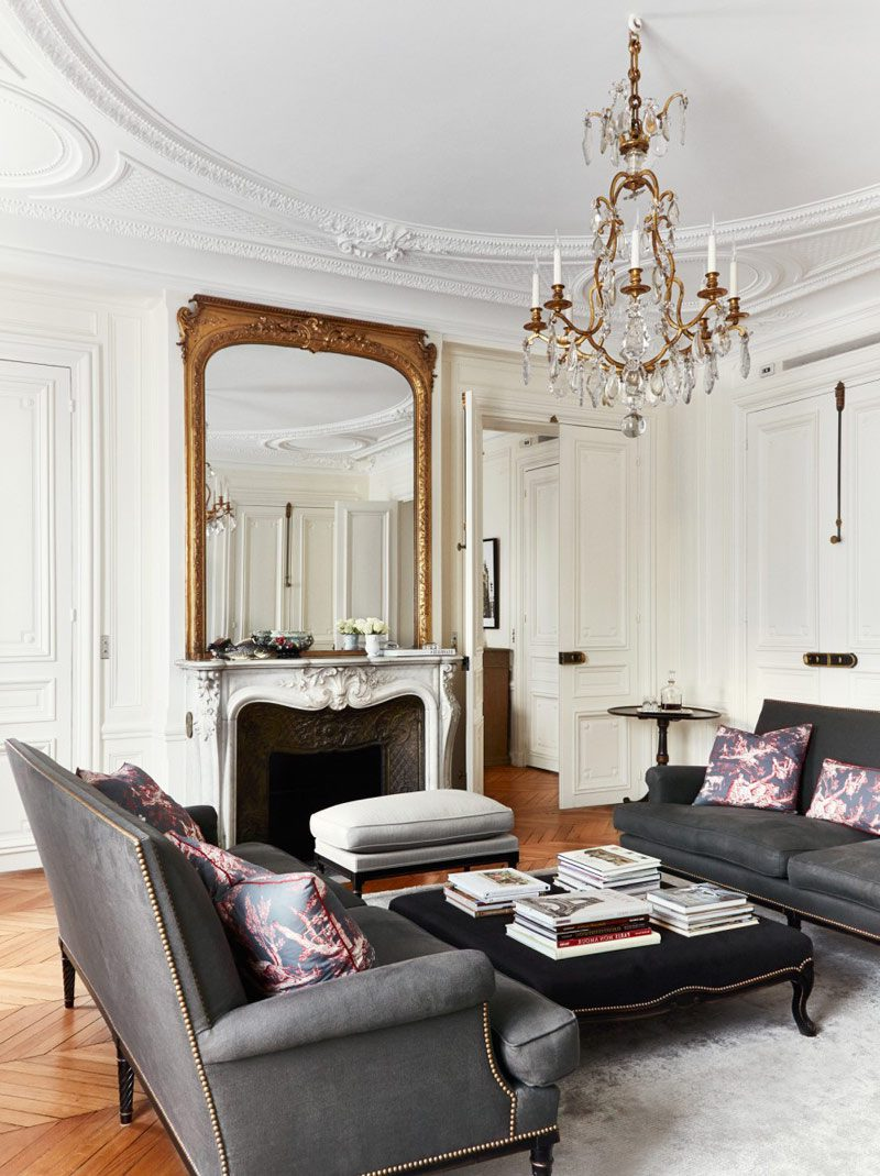... Paris Themed Living Room 05. Download
