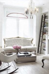 Paris Themed Living Room Decor Ideas | Roy Home Design