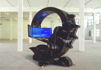 expensive computer workstation chair