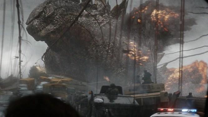 Godzilla 2014 Movie Review