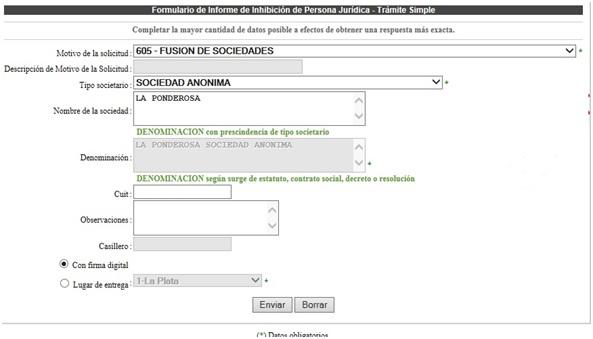 Registro de la Propiedad Pcia de Bs As