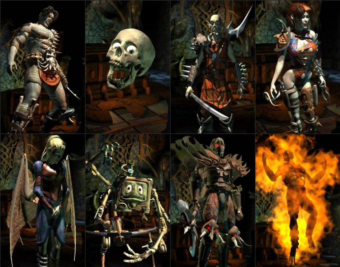Fall Wallpapes Test De Planescape Torment Sur Pc Rpgamers