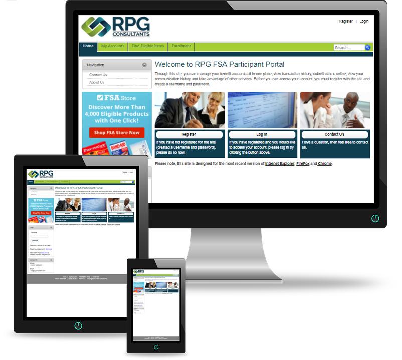 RPG Benefits - HSA Administration Health Savings Accounts