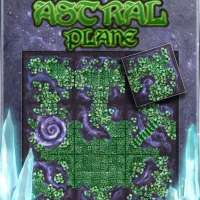Lord Zsezse Works Ground set #15 - Astral Plane Paper Models PDF's