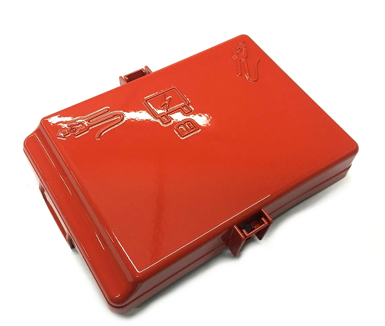 Challenger Hellcat SRT Painted Fuse Box Cover - RPIDesigns